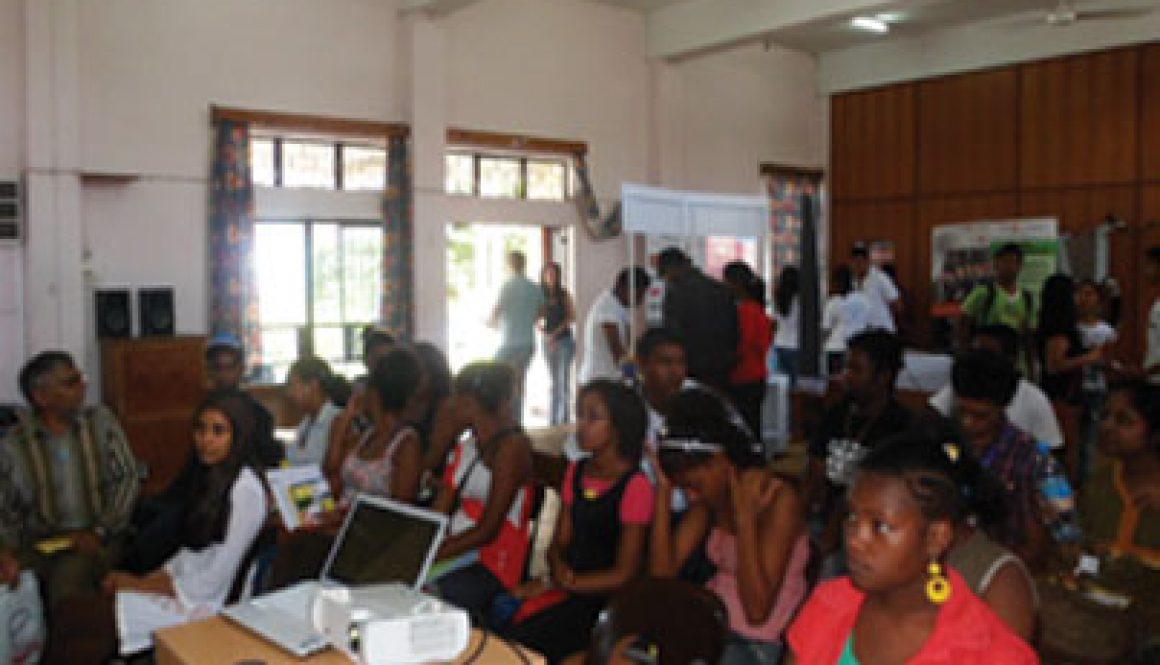 Workshop at Rose Belle