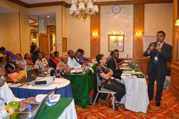 International Year of the Family celebrated at Regional African Experts Meeting in Kenya