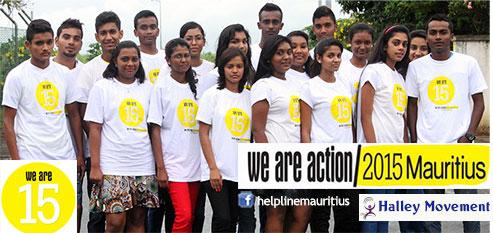 action 2015 Mauritius