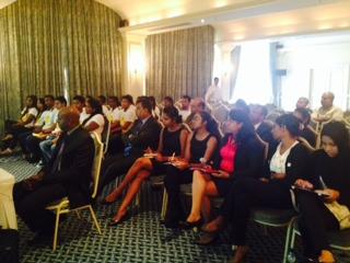 Action 2015 Conference participants