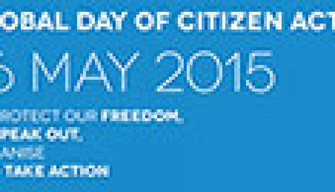 Global Day of Citizen Action