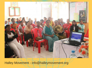 Halley Movement