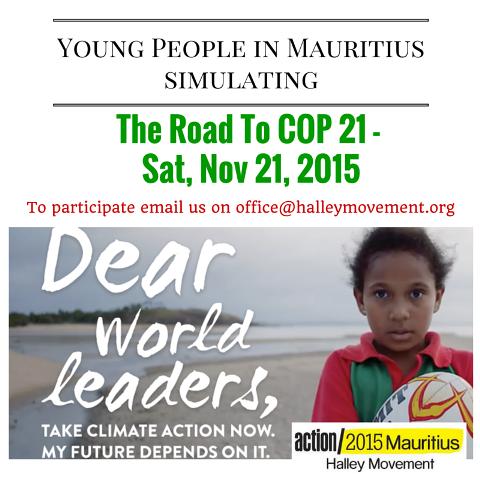 COP21 Mauritius