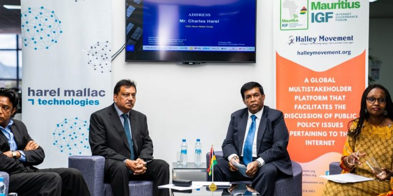 Mauritius IGF 2020 - Citizens' dialogue on 'Connecting The Digital Dots in Africa'