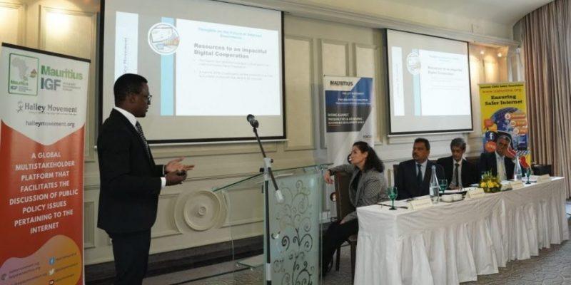 Mauritius & Indian Ocean island States Internet Governance Forum (Mauritius & IOS IGF) Report Launch