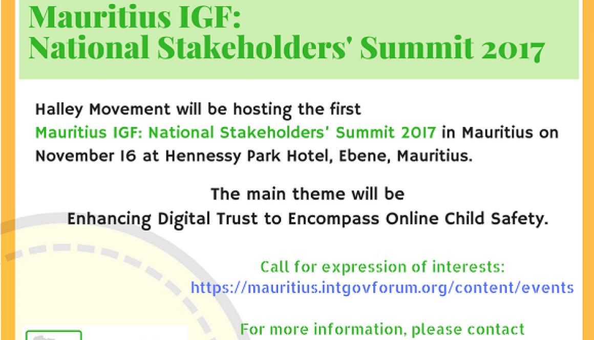 Mauritius IGF
